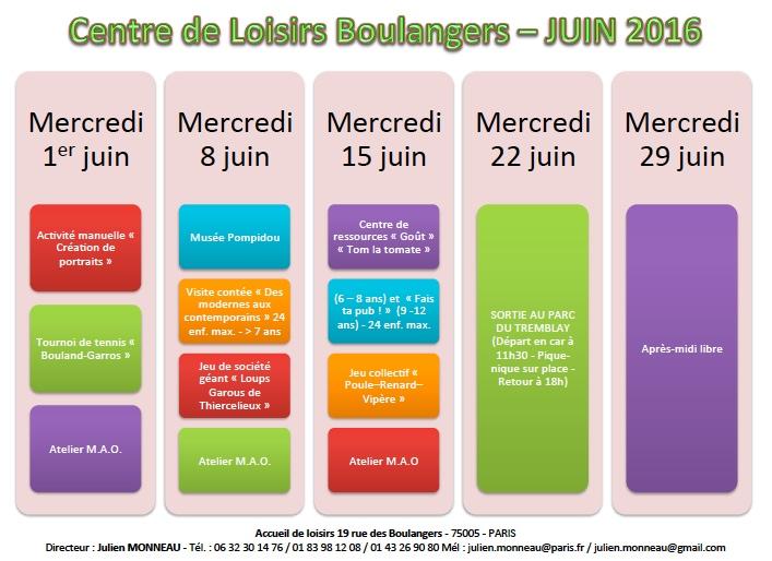 Extraordinaire Activités Manuelles Centre De Loisirs 6 10 Ans centre de loisirs | parents d'élèves fcpe de l'école boulangers